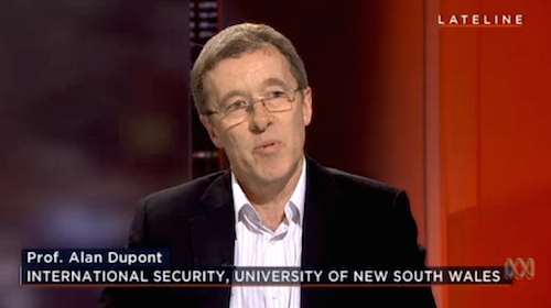 alan dupont lateline